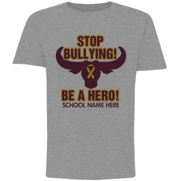 Stop Bullying Colors Tee