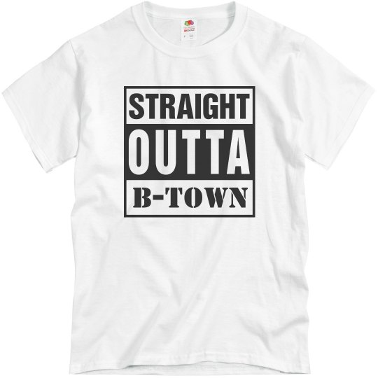 Straight out of B-Town