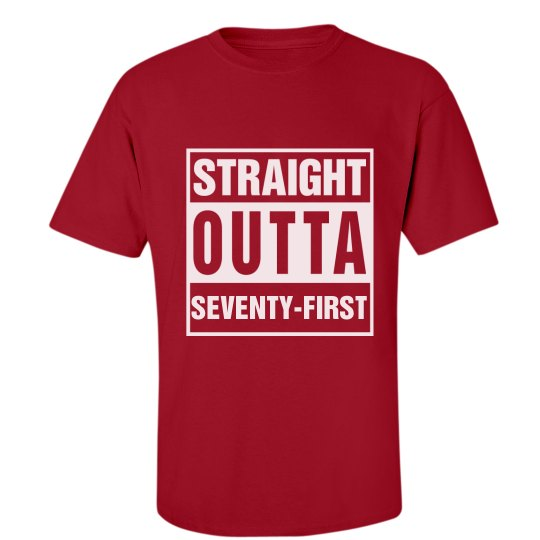 Straight outta 71st!!!