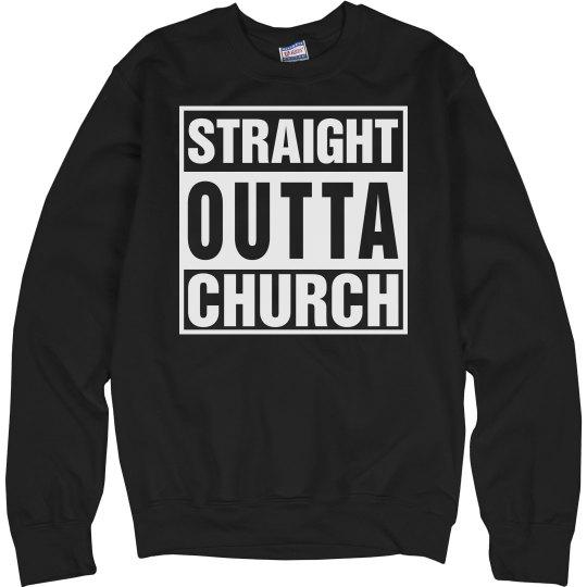 Straight Outta Church Girl