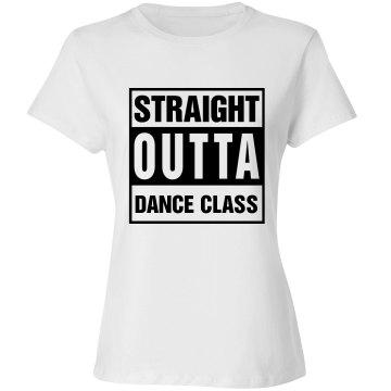 Straight Outta Dance