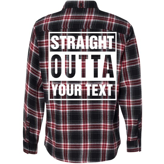 Straight Outta Flannel