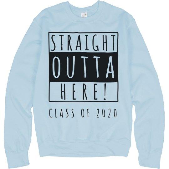 Straight Outta Graduation 2019