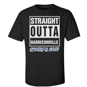 Straight Outta Harrisonville - Seniors
