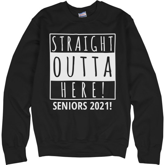 Straight Outta Here Forever