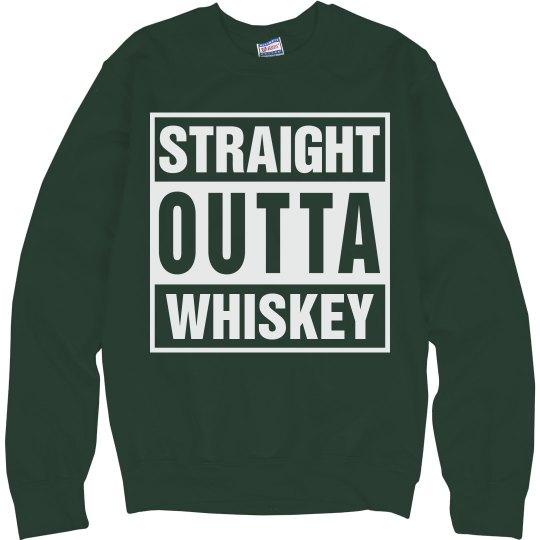 Straight Outta Irish Whiskey
