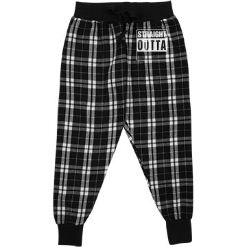 straight outta joggers