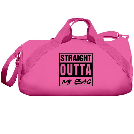 Straight Outta My Bag 👌🏽ðŸ
