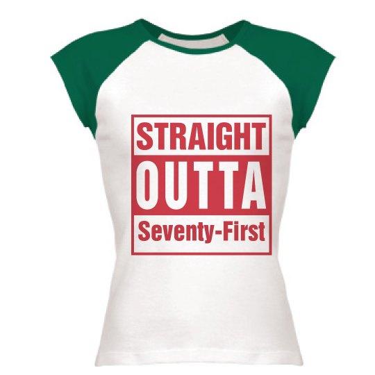 Straight outta Seventy-First!