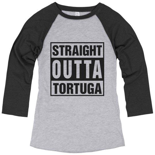 Straight Outta Tortuga Pirates