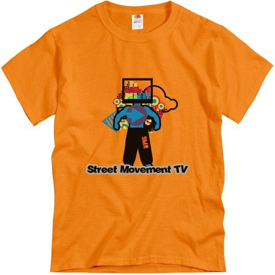 Street Movement TV Shirt 1