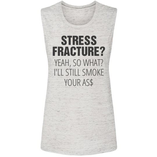 Stress Fracture Funny Running