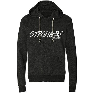 Strong AF Alternative Hoodie