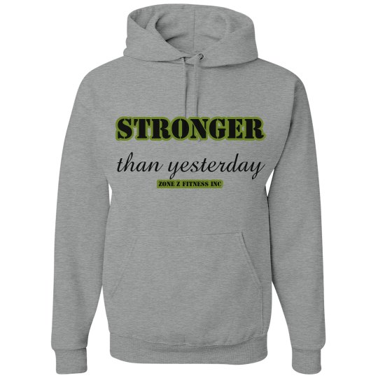 Stronger Sweatshirt