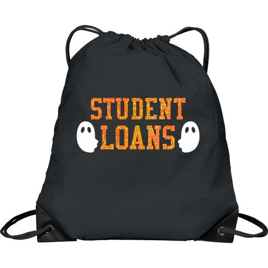 Student Loans Backpack