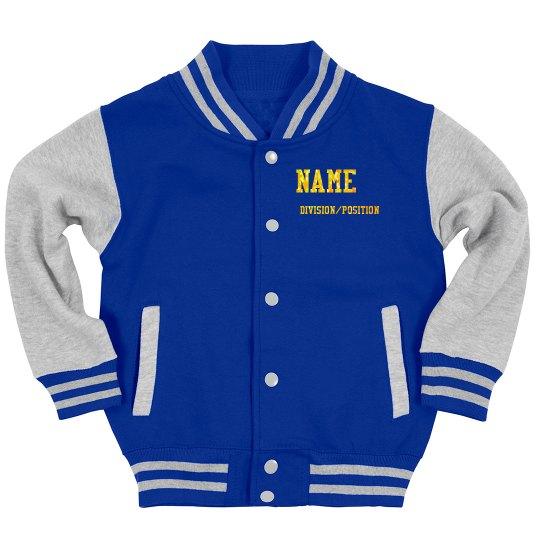 Studio Varsity Jacket