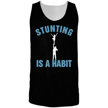 Stunting Habit Pinnie