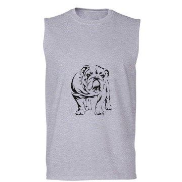 Stylish Bulldog