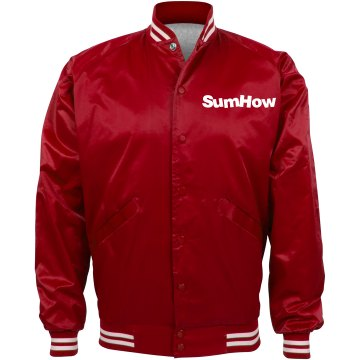 SumHow Varsity Red