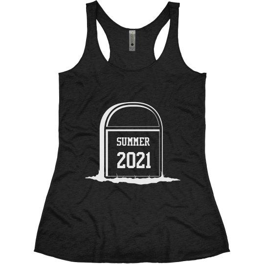 Summer 2021 tank
