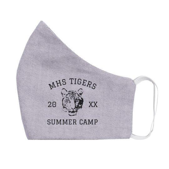 Summer Camp Custom Face Masks