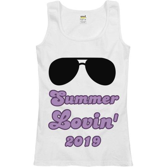 Summer Lovin' 2019 Showcase Tank