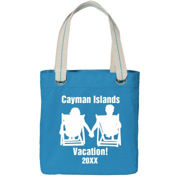 Summer Vacation Beach Bag