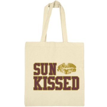 Sun Kissed Tote