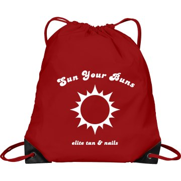 Sun Your Buns Bag
