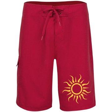 Sunny Beach Shorts