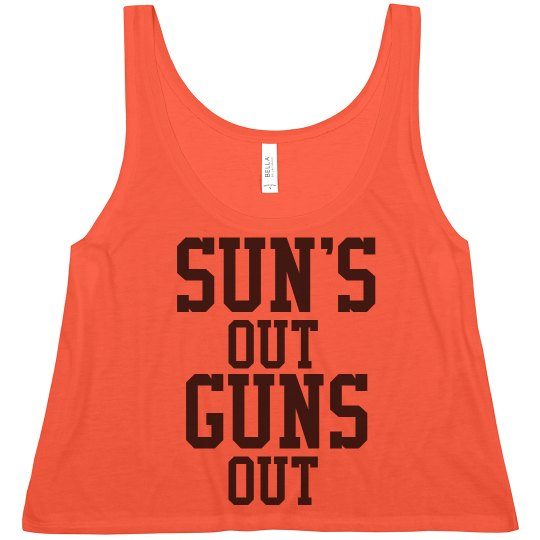 Sun's Out Guns Out
