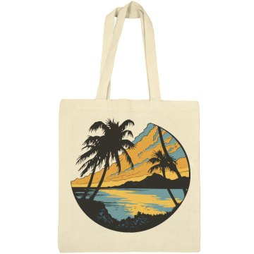 Sunset Bag