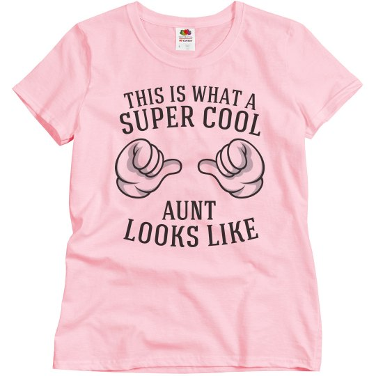 Super cool aunt