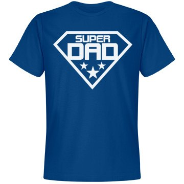 Super Dad on Father's Day