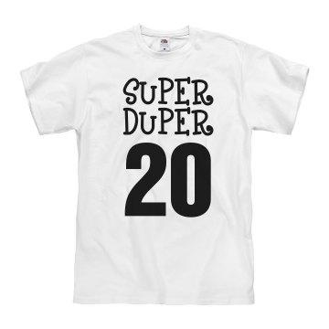 Super Duper 20