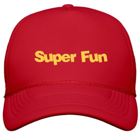 Super Fun Dad Hat
