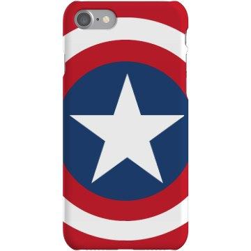 Super Hero iPhone Case
