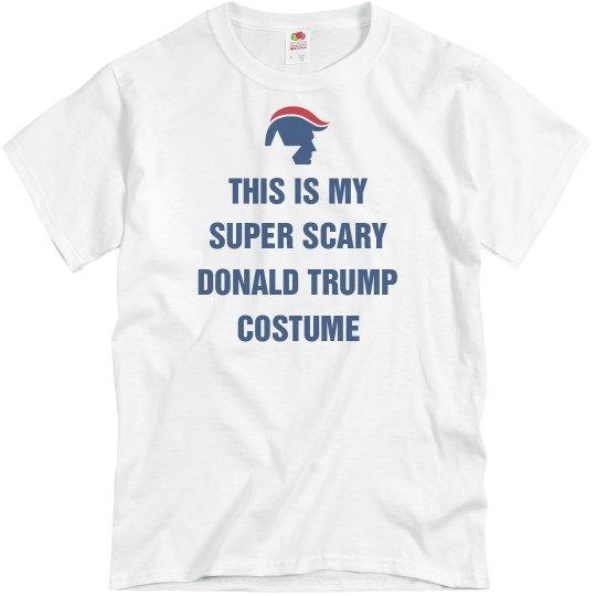 Super Scary Trump Halloween Costume