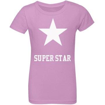 Super Star shirt girls