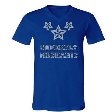 Superfly mechanic shirt