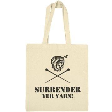 Surrender Yer Yarn