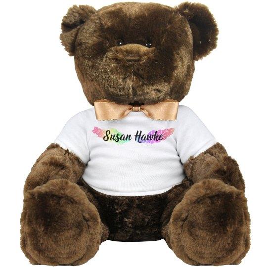 """Susan 14"""" Bear"""