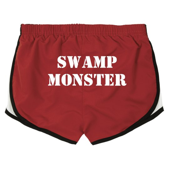 Swamp Monster Booty