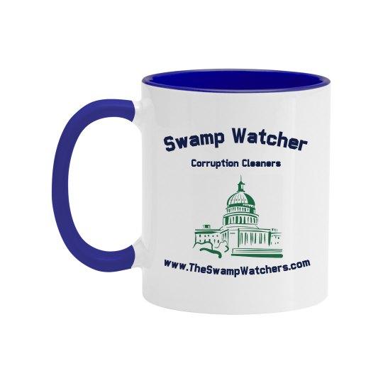 Swamp Watcher Mug