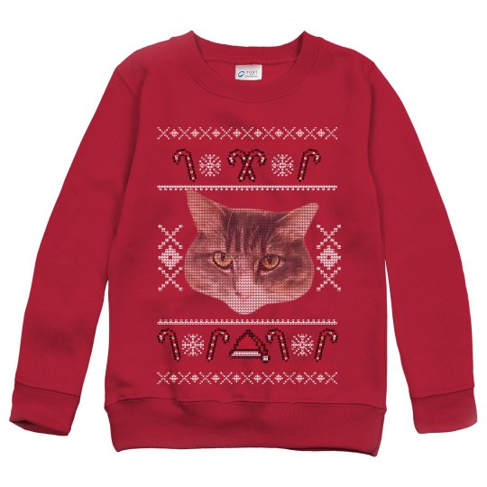 Sweaterize Your Pet Custom Ugly Sweater