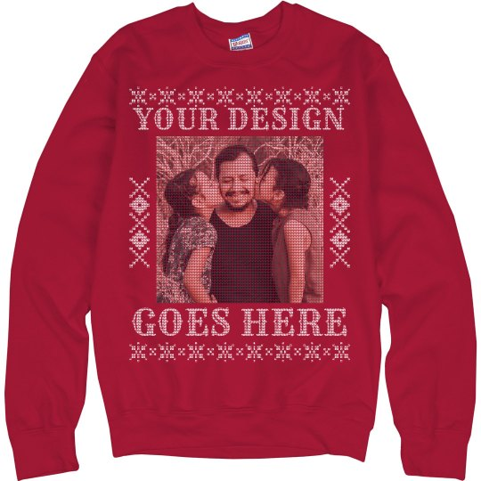 Sweaterize Your Ugly Sweater Design