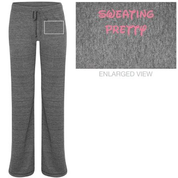 Sweating Pretty Yoga Pants