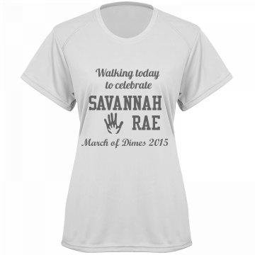 Sweet & Savvy Team Shirt