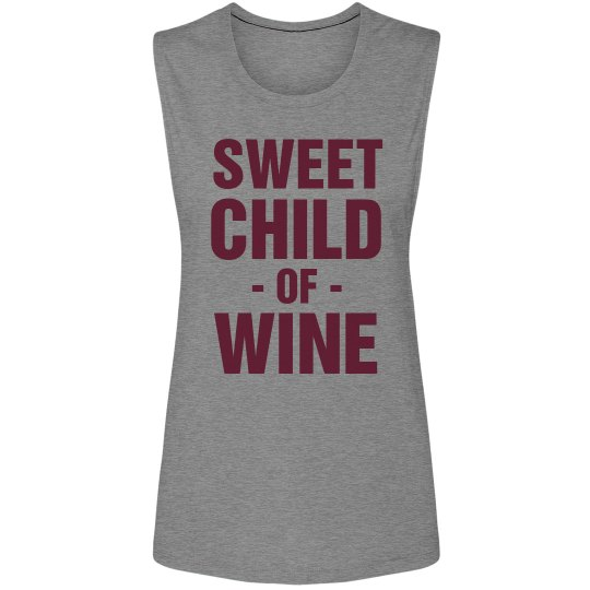 Sweet Child Of Wine Humor