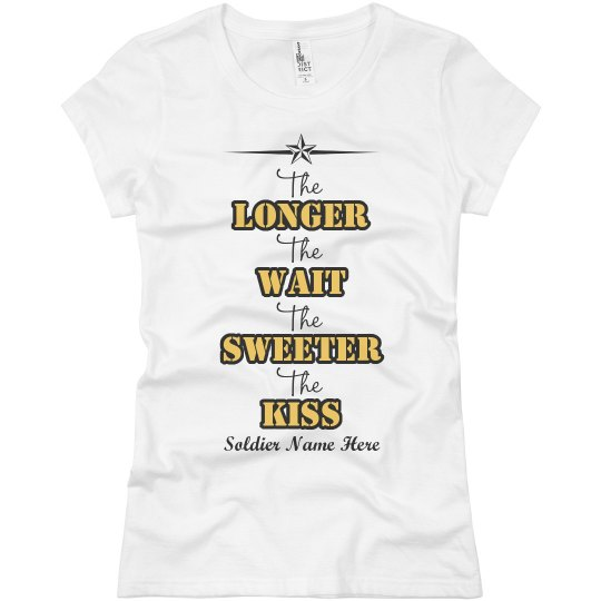 Sweeter Army Kiss